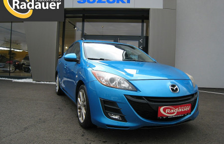 Mazda Mazda 3 CD109 TX bei Autohaus Radauer in